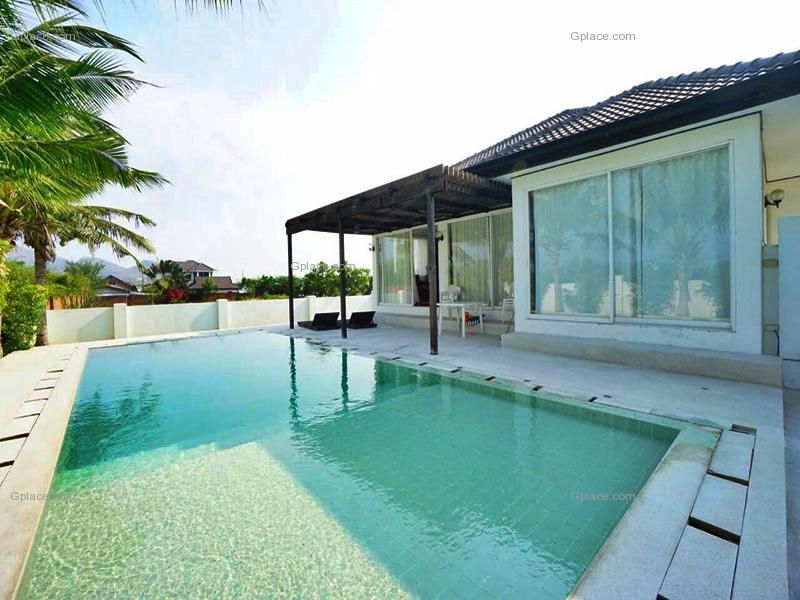 ฟรีเซีย พูล วิลล่า หัวหิน (Freesia Pool Villa)