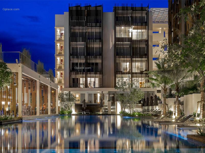 จีหัวหินรีสอร์ทและมอลล์ (G Hua Hin Resort & Mall)