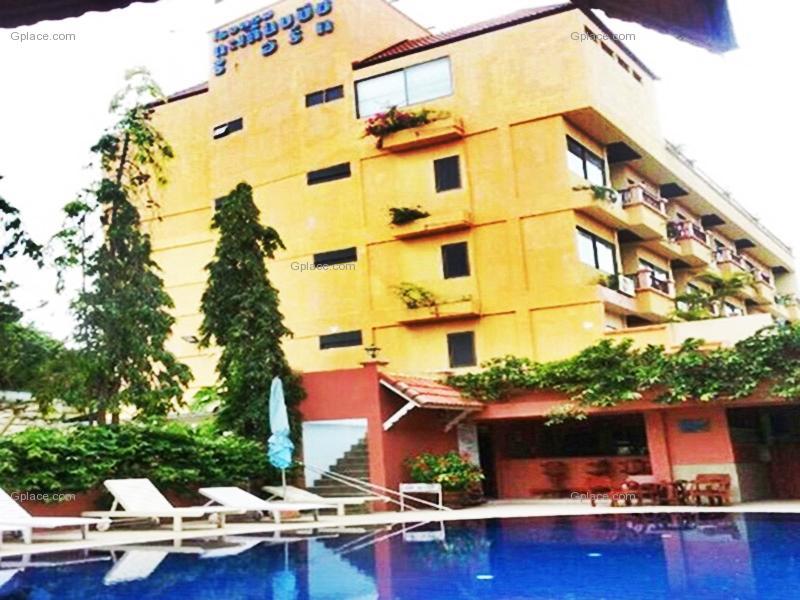 โรงแรม ตะเกียบบีชรีสอร์ท Takiab Beach Resort