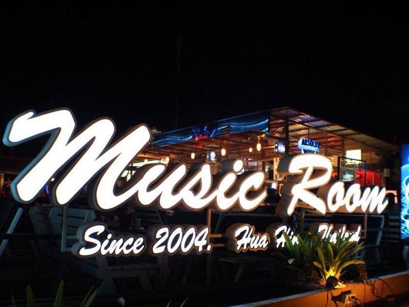 ร้าน Music Room Hua Hin