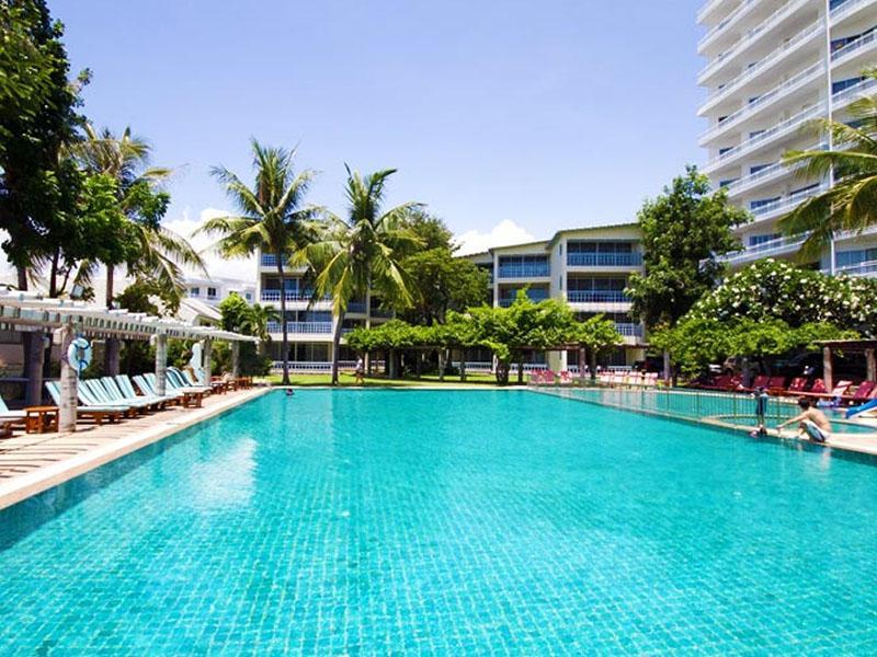 โรงแรม ชมวิว หัวหิน Chomview Hotel